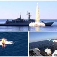 Pak Navy - Missile Firing