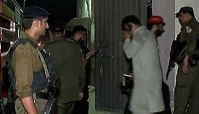 ملتان میں مبینہ پولیس مقابلہ، 4 ڈاکو ہلاک