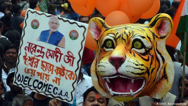 'ہندوؤں کے لیے تو صرف بھارت ہی ہے'  وزیر اعلٰی گجرات