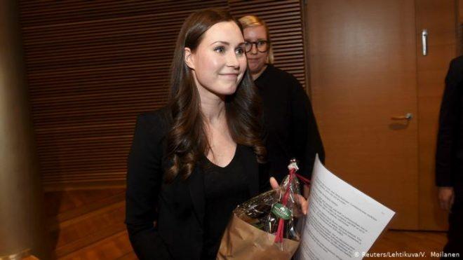 فن لینڈ: دنیا کی سب سے کم عمر خاتون وزیر اعظم منتخب