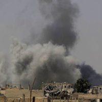 Syria Planes Bombing