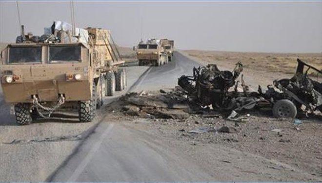 افغانستان میں بارودی سرنگ کے دھماکے میں 2 امریکی فوجی ہلاک