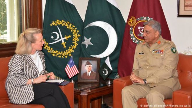 ایلس ویلز کا دورہ: کیا پاکستان گرے لسٹ سے نکل پائے گا؟