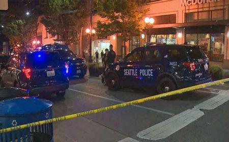 امریکی شہر سیاٹل میں فائرنگ سے ایک شخص ہلاک، 5 زخمی، ملزم فرار