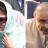 Asif Zardari - Faryal Talpur