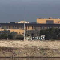 Baghdad Green Zone - Rocket Attack