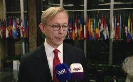 ایران نے دھمکی آمیز زبان جاری رکھی تو مزید تنہائی اس کا مقدر ہو گی: امریکی مشیر