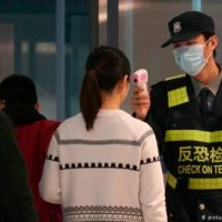China Corona-Virus in Wuhan