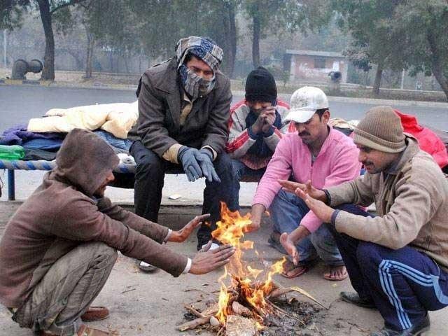 شدید سردی، سبی 100 سالہ اور لاہور میں 17 برس کا ریکارڈ ٹوٹ گیا