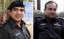 سندھ حکومت کے حکم پر کیے گئے پولیس افسران کے تبادلے غیر قانونی قرار