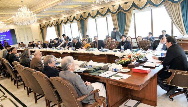 وفاقی کابینہ نے آرمی ایکٹ میں ترمیم کی منظوری دیدی