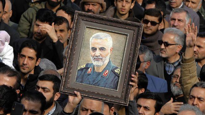 ایرانی جرنیل کی شہادت عالمی سانحہ