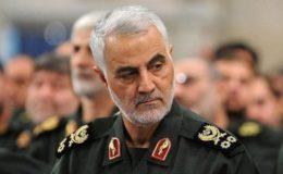 سلیمانی شام میں شہریوں کے بے دریغ قتل عام میں ملوث تھا: شامی وزیر دفاع