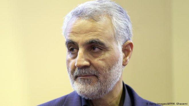 ایرانی قدس فورس کے سربراہ جنرل سلیمانی امریکی حملے میں ہلاک