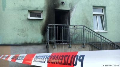 German Mosque Attacks