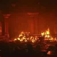 Gujarat House Fire