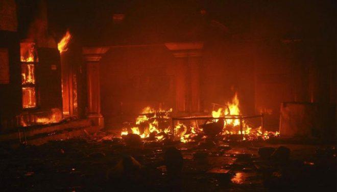 گجرات میں گھر میں آتشزدگی، 6 افراد جھلس کر جاں بحق