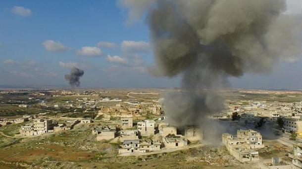 ادلیب پر اسد قوتوں کے تازہ حملوں میں 6 شہری ہلاک