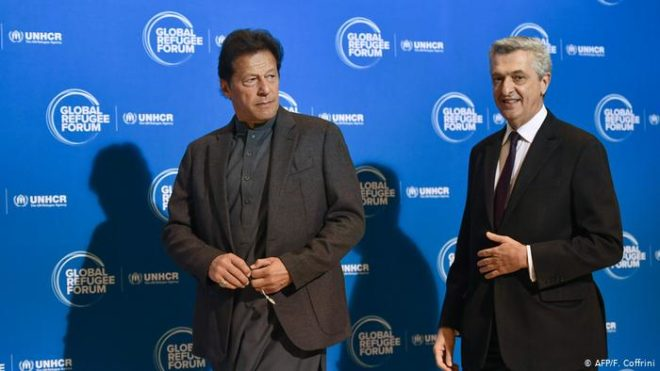 ایران کے خلاف جنگ 'پاگل پن' ہو گی، عمران خان