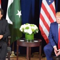 Imran Khan - Trump Meeting