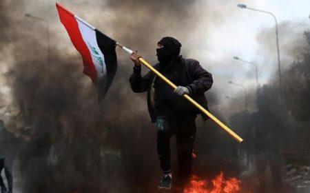 عراق: مظاہرے اور جھڑپیں، ہلاکتوں کی تعداد 10، 159 افراد زخمی