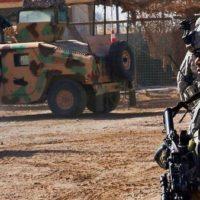 Iraq Military Base Rocket Attacks