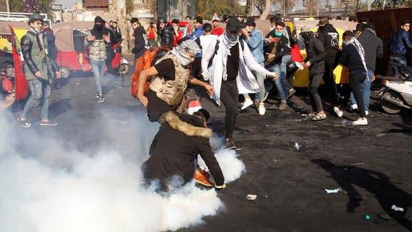 عراق میں چوبیس گھنٹوں کے دوران 10 مظاہرین ہلاک