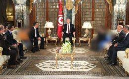 داعشی بچوں سے ملاقات پر تیونسی صدر کو تنقید کا سامنا