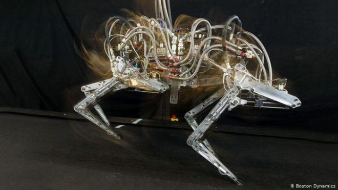 مستقبل کی جنگوں کے 'قاتل روبوٹ'، دنیا کے لیے نیا خطرہ