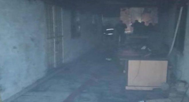لاہور میں چمڑے کے گودام میں آتشزدگی، 4 افراد جاں بحق