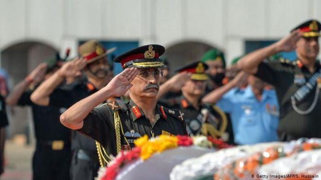 بھارت کے نئے آرمی چیف کی پاکستان کو دھمکی