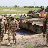 Niger Terrorists Attacks