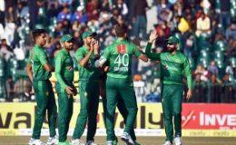عالمی ٹی ٹوئنٹی رینکنگ میں پاکستان کی نمبر ون پوزیشن کو لاحق خطرہ ٹل گیا