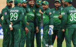 شکستوں سے بے حال پاکستان کا بُرا سال تمام