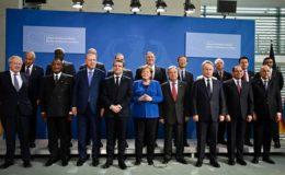 برلن: امن کانفرنس میں لیبیا میں عدم مداخلت اور کثیرالجہت کمیٹی کے قیام سے اتفاق