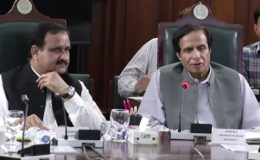 پرویز الہی نے وزیر اعلیٰ بننے کی تیاری مکمل کر لی