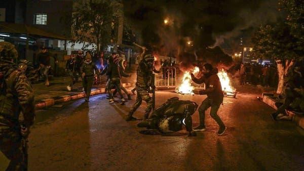لبنان میں نئی حکومت کی تشکیل کے باوجود احتجاج کا سلسلہ جاری