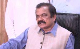 رانا ثناء کی پنجاب حکومت گرانے کیلیے (ق) لیگ سے رابطوں کی تصدیق
