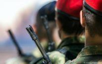 جرمن فوج میں انتہا پسندی کے سینکڑوں مبینہ واقعات زیر تفتیش