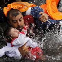 Refugees Boat Drowned