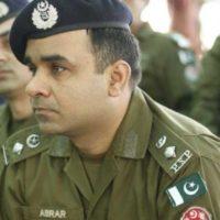 SSP Abrar Hussain