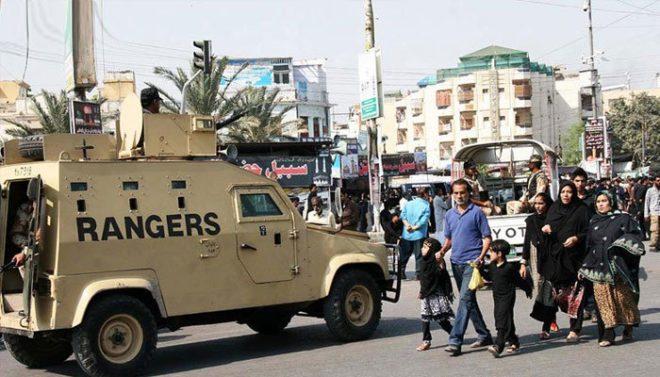 امریکا ایران کشیدگی کے پیش نظر کراچی سمیت سندھ میں سیکیورٹی الرٹ