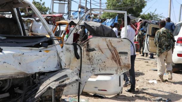 صومالیہ میں کا ربم حملہ،3 افراد ہلاک 6 زخمی