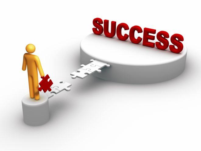 کامیابی  کی  کلید
