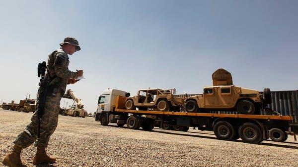 عراق میں امریکی فوجی اڈے پر راکٹوں سے حملے، متعدد عراقی فوجی زخمی