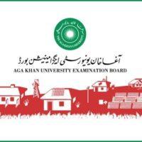 Aga Khan University Examination Board
