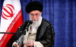 امریکا کے دباؤ کے باوجود ایران کی فضائیہ مضبوط ہے: علی خامنہ ای