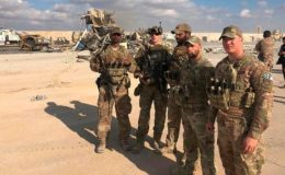 عراق میں ایرانی حملے سے 100 سے زیادہ امریکی فوجی  دماغی طور پر زخمی