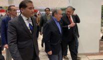 اقوام متحدہ کے سیکرٹری جنرل تاریخی دورے پر پاکستان پہنچ گئے