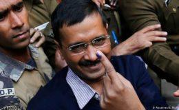دہلی الیکشن: مودی سرکار کو بڑی شکست کا سامنا